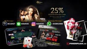 Keuntungan Uang Asli Permainan Poker Online